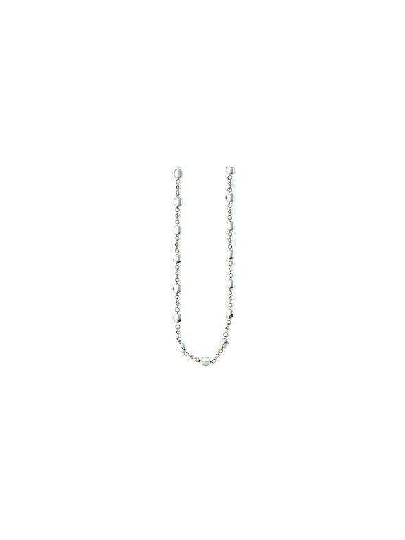 Spun Sugar Necklace