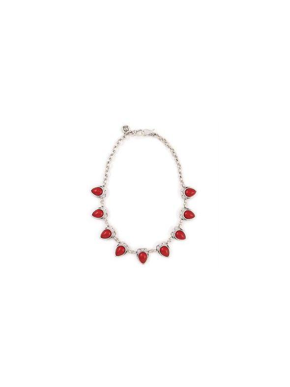 Amour Crimson Necklace