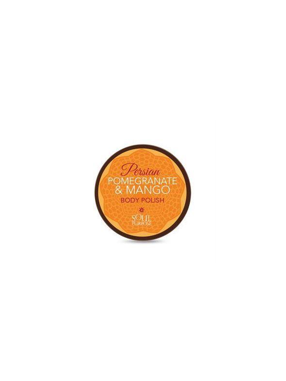 Persian Pomegranate & Mango Body Polish