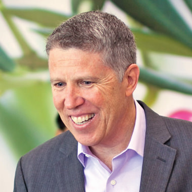 Mike Brosnan, VP of Asia