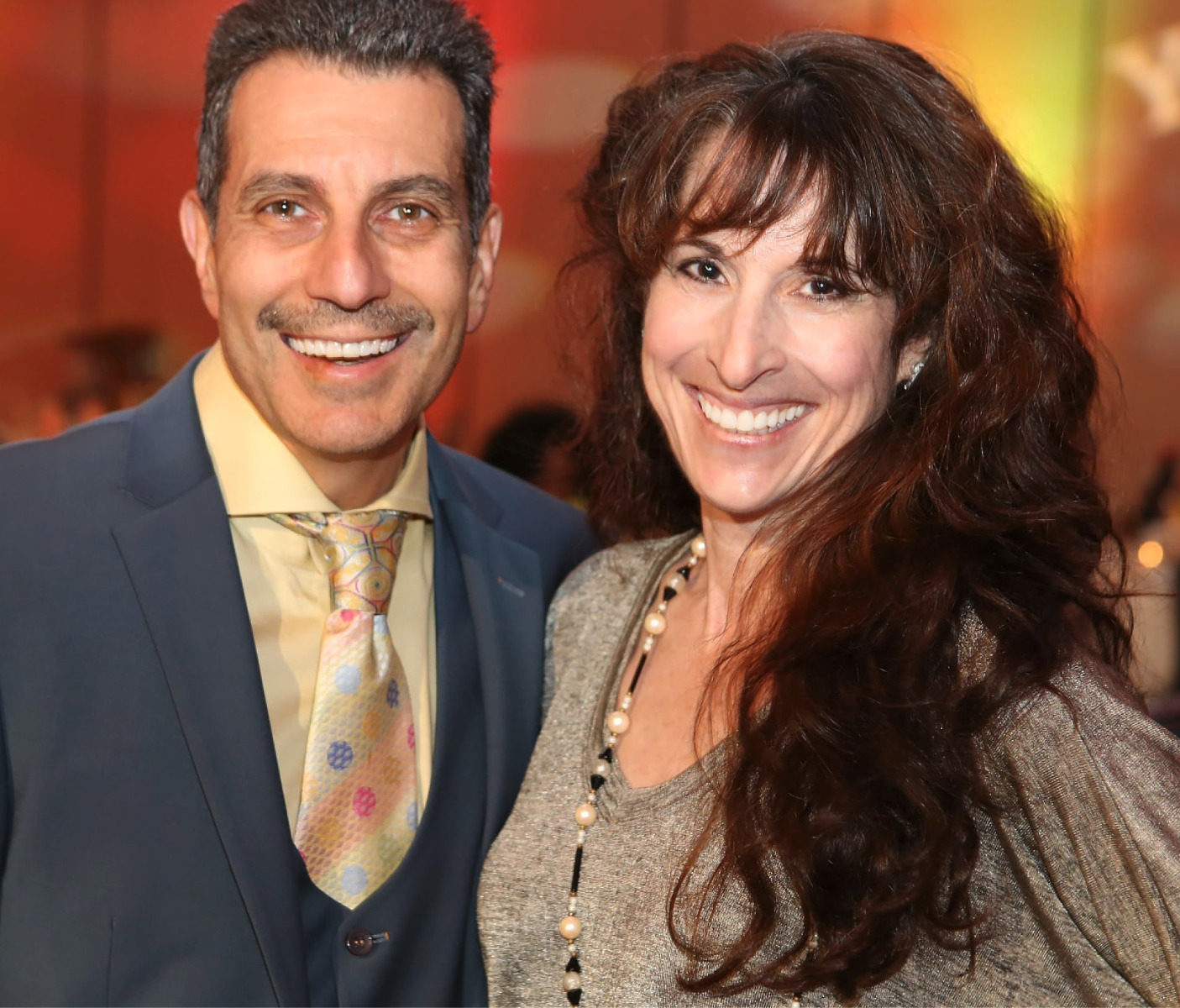 Dr. Corey and Adrienne Gold